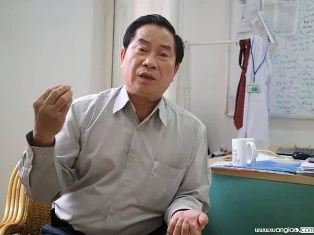 BS Nguyễn Trọng An - nguyên Phó cục trưởng Cục Bảo vệ và Chăm sóc trẻ em. (Ảnh: NVCC)