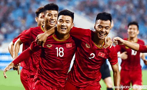 Việt Nam thắng đậm Brunei 6-0, nhưng đó không khác gì trận đấu tập. Ảnh:Giang Huy.