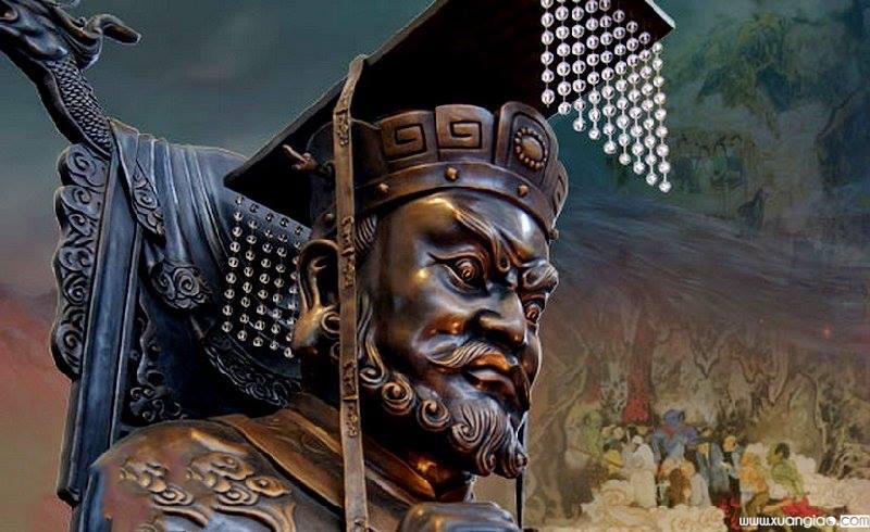 Đại tướng nhà Tùy sau khi chết trở thành Diêm La Vương, cứ thế đã được truyền ra ở nhân gian. (Ảnh minh họa: youtube.com)