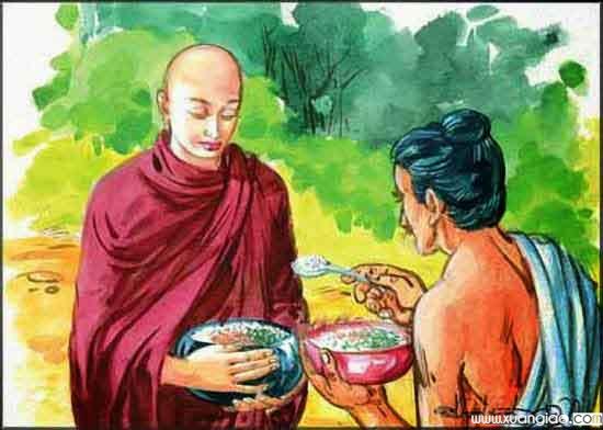 Đức Phật từ bi