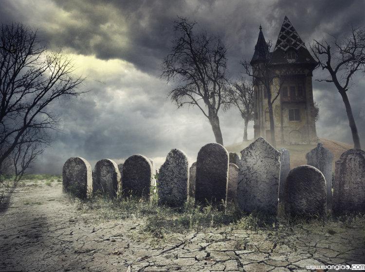 Người dân xây nhà trên khu mộ cổ. (Ảnh minh họa)