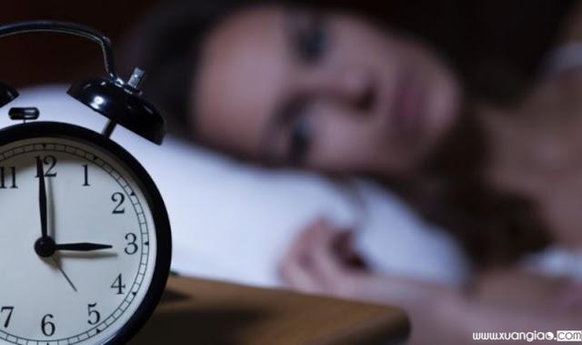 Chúng ta dễ mất ngủ