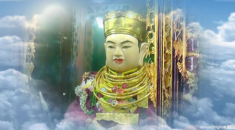 Đền Ông Hoàng Bảy Vị Hộ Thần Tổ Quốc