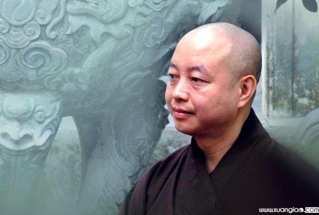 Thượng tọa Thích Thanh Huân - Phó Văn phòng Trung ương Giáo hội Phật giáo Việt Nam, trụ trì chùa Pháp Vân.(TP.Hà Nội)