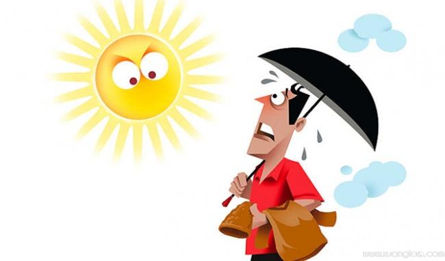 Những biện pháp đơn giản dưới đây có thể giúp bạn sống sót qua mùa hè nóng bức này.