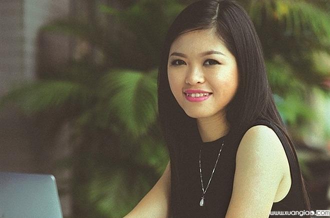"""Trương Thanh Thủytừng được mệnh danh là """"nữ hoàng startup Việt"""". Ảnh:SCI."""