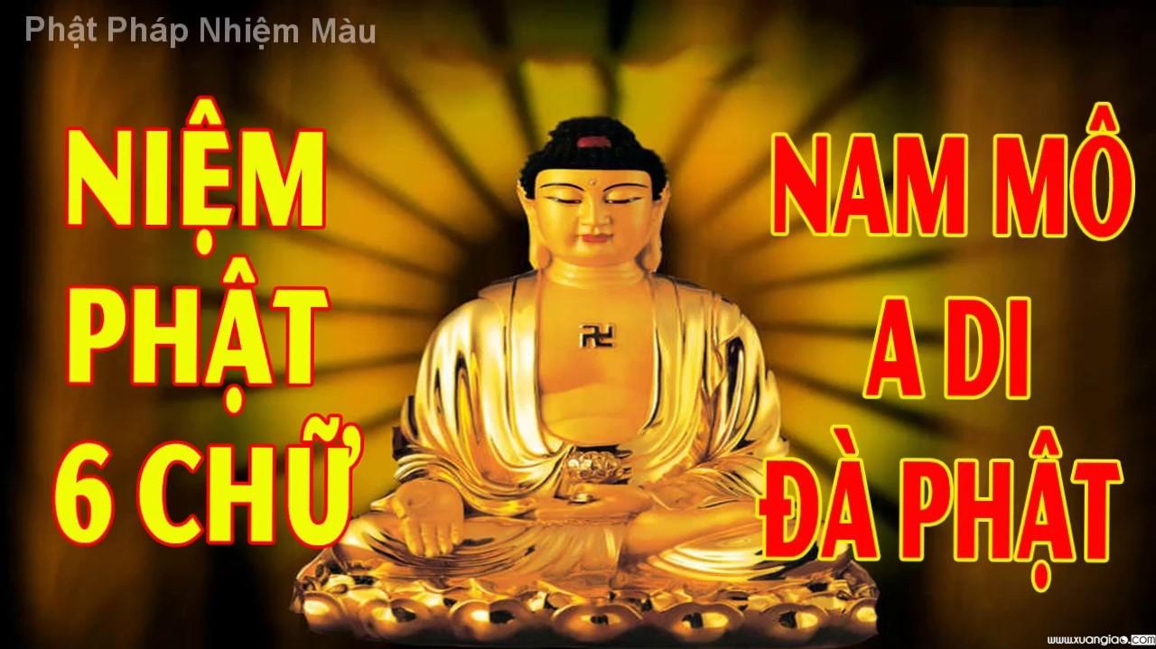 YouTube Niệm Phật 6 Chữ - Nam Mô A Di Đà Phật