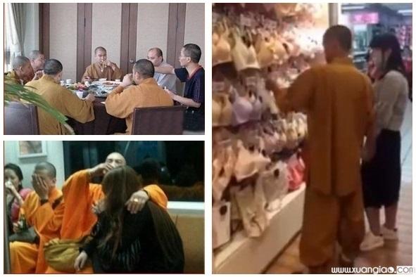 Phật Thích Ca Mâu Ni từ 2500 năm trước đã dự ngôn rằng, đến thời mạt pháp, con cháu ma quỷ sẽ chuyển sinh vào chùa làm bại hoại Phật Pháp… (Ảnh: NTDTV)