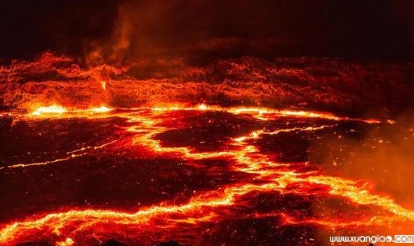 """Phát bắn nguy hiểm đến mức Matthew như đã """"trải nghiệm"""" qua cảm giác chịu khổ hình dưới địa ngục. (Ảnh qua Báo Tiền Phong)"""