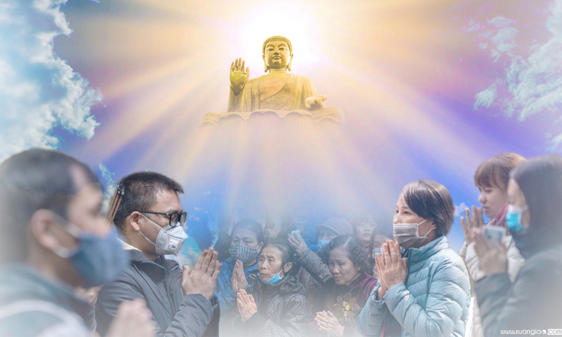 Trong các lời tiên tri đều nói đến sẽ có một vị Thánh nhân cứu độ con người qua thời mạt kiếp hiện nay. (Ảnh minh họa qua NTD)